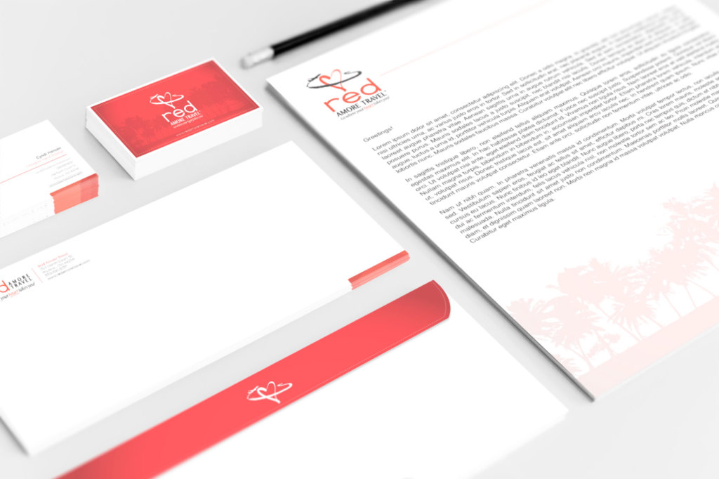 red-amore-travel-branding