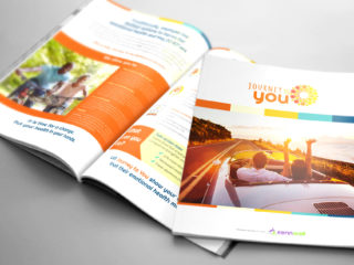 Wellness A4 Brochure